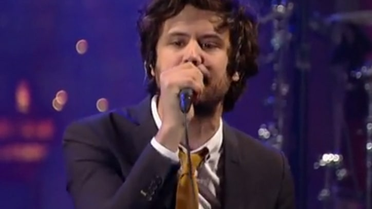 Passion Pit Take Over 'Letterman'