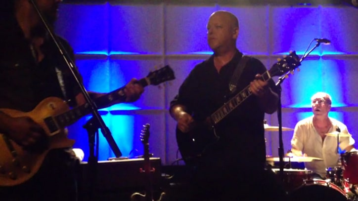 Pixies Debut New Songs at Surprise Show in L.A.
