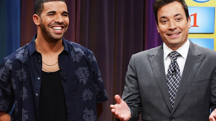 Drake Debuts 'Too Much' on 'Fallon'