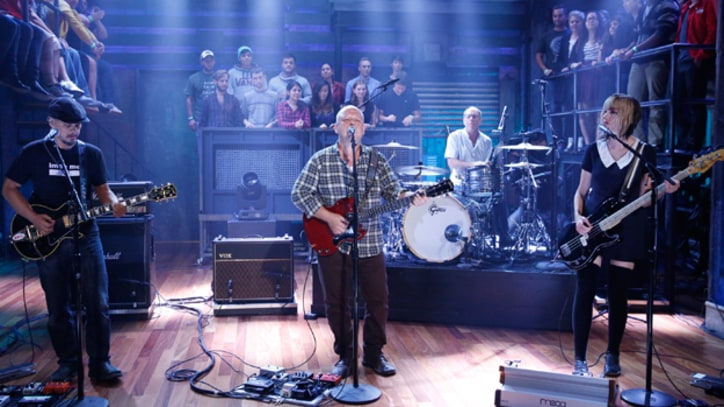 Pixies Unleash New Songs on 'Fallon'