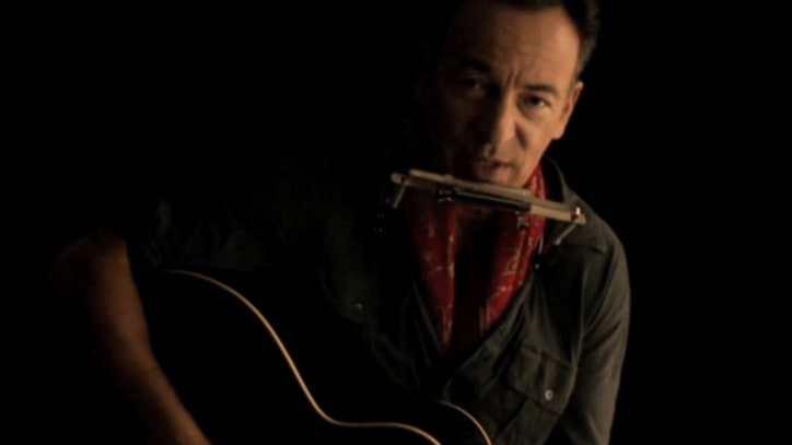 Bruce Springsteen Goes Bilingual on Argentine Protest Song