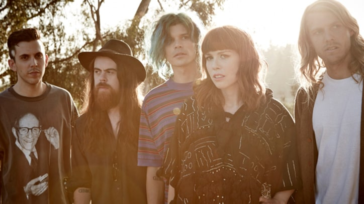 Grouplove Offer Intimate Spin on 'Ways to Go'