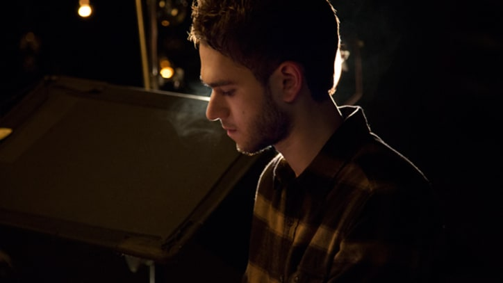 Zedd and Hayley Williams Go Behind 'Stay the Night'