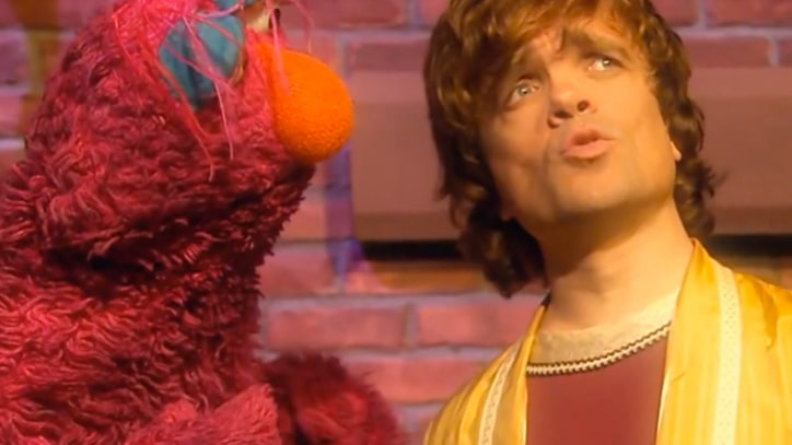 Peter Dinklage Sings on 'Sesame Street'