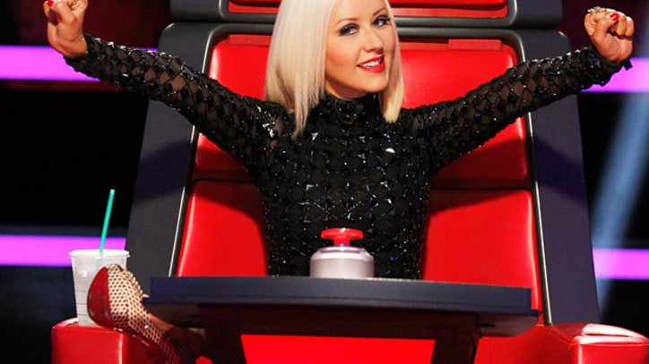 'The Voice' Premiere Recap: Christina Aguilera, Cee Lo Green Are Back