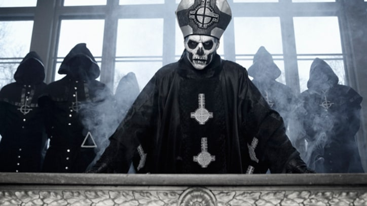 Ghost B.C. Foreshadow Doom in 'Secular Haze' Live – Premiere