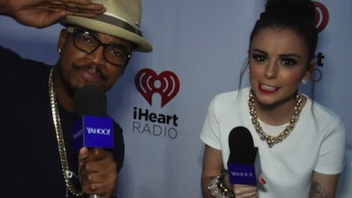 "Ne-Yo & Cher Lloyd Team Up For ""It's All Good"" Duet"