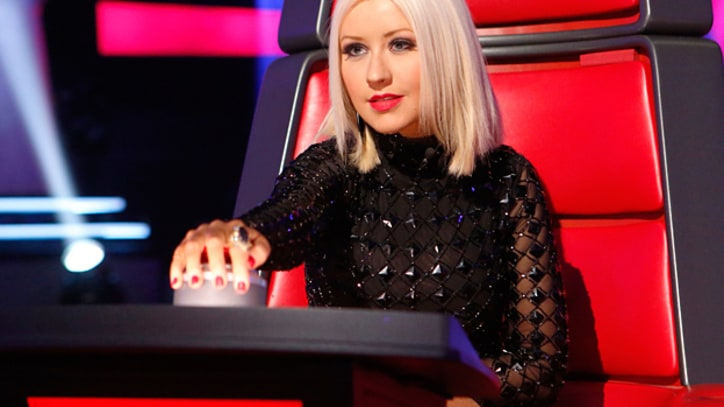 'The Voice' Recap: Christina Aguilera Eager to Win Season Five