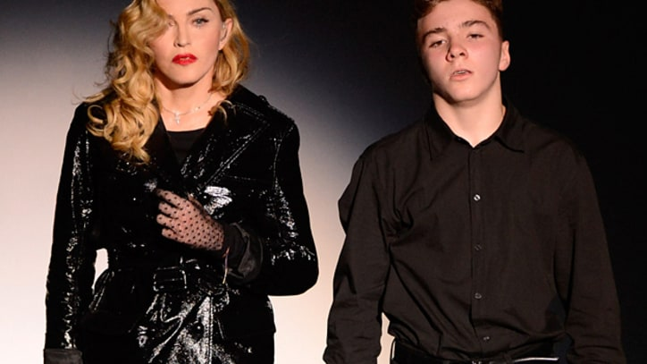 Madonna Covers Elliott Smith at 'Secretproject' Premiere
