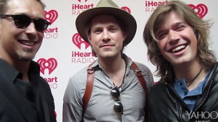 Hanson Talk Miley, Boy Bands, and Jamming With Macca