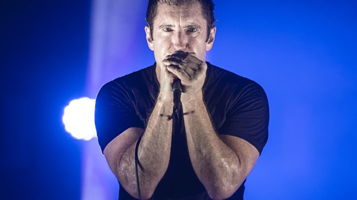 Nine Inch Nails Unleash 'Tension 2013' Tour Trailer
