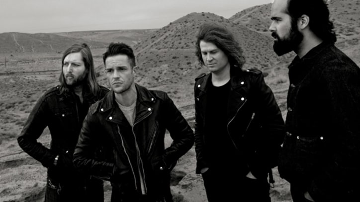 The Killers Tease Upcoming Clip for 'Shot at the Night'