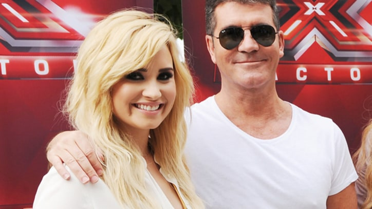 'X Factor' Recap: Demi Lovato Twerks for Simon Cowell