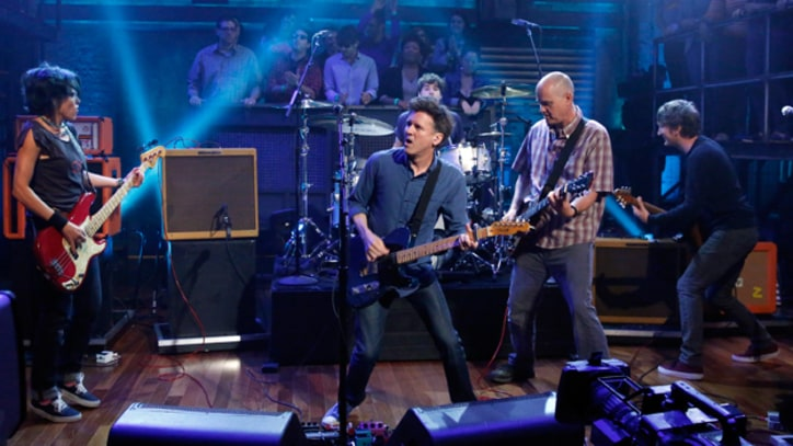 Superchunk Fill the 'Void' on 'Fallon'
