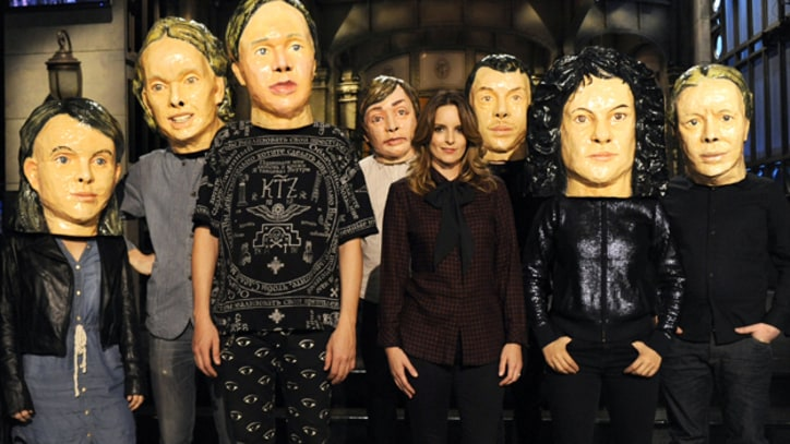 Arcade Fire Showcase New Album on 'SNL' and Trippy Concert Special