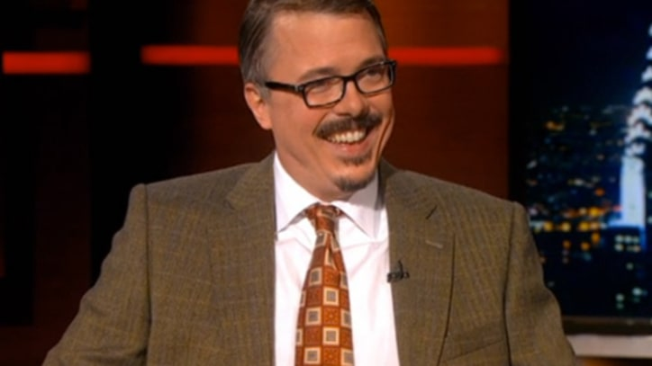 Vince Gilligan Breaks Down 'Breaking Bad' on 'Colbert'