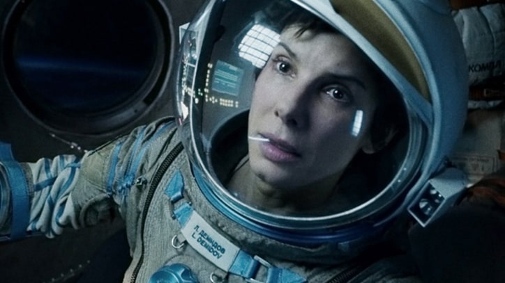 'Gravity' Is a Movie to Get Lost In