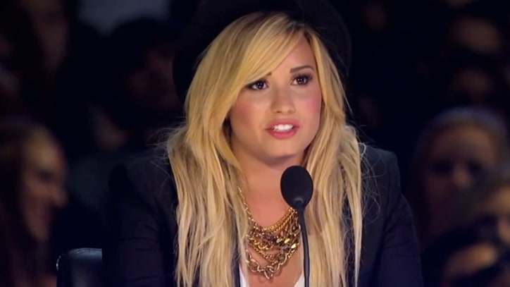 'X Factor' Recap: Demi Lovato Picks Top Four Girls