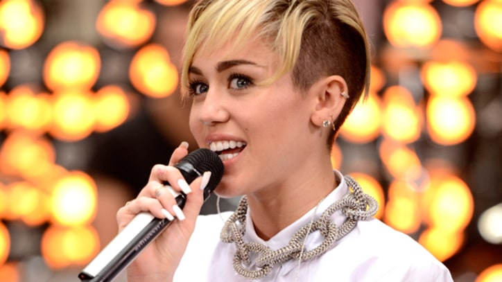 Miley Cyrus Takes Over 'Today'