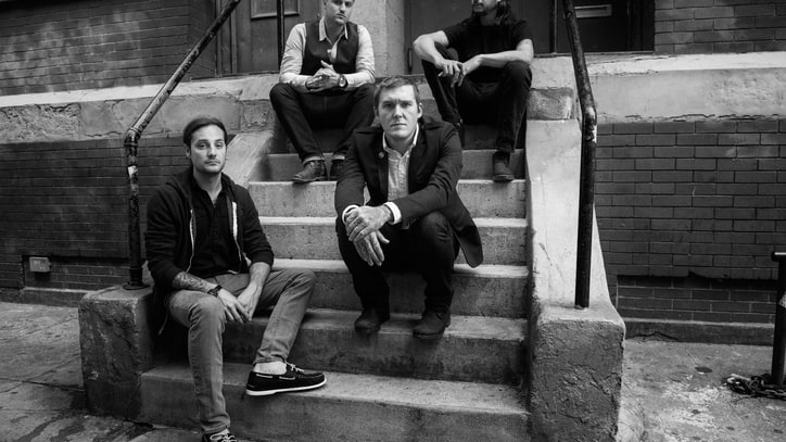 Hear the Gaslight Anthem's Dramatic Single 'Get Hurt' - Premiere