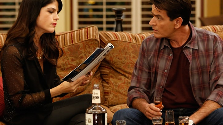 Charlie Sheen's 'Anger Management Volume Two' Bloopers: Exclusive