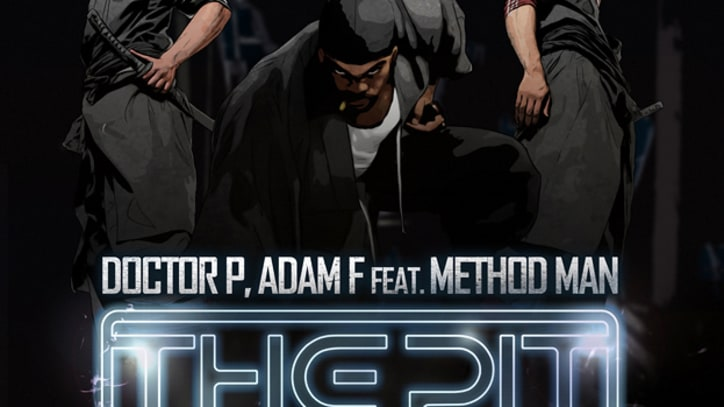 Doctor P and Adam F Team With Method Man in 'The Pit' – Premiere