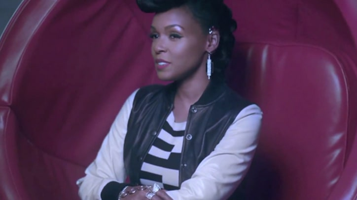 Janelle Monae Goes Clubbing With Miguel in 'PrimeTime'