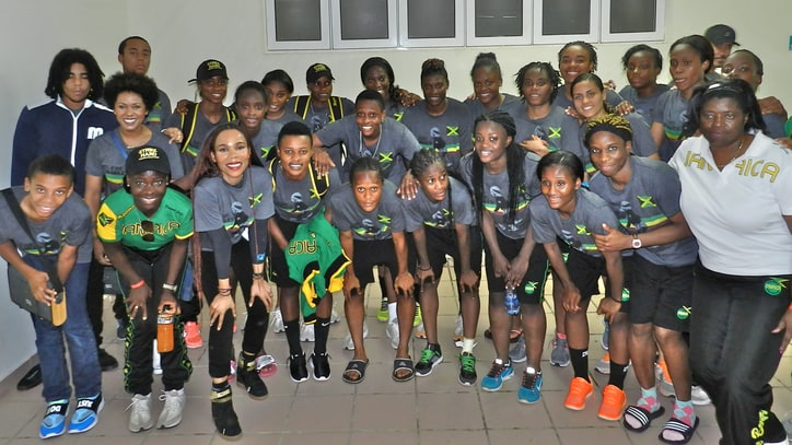 Bob Marley's Daughter Aids Jamaica Soccer Team's World Cup Bid