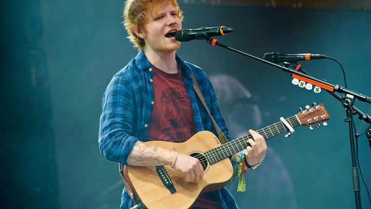 On the Charts: Ed Sheeran, Sam Smith Croon Their Way to the Top
