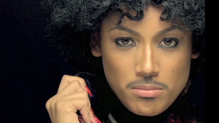 Prince Serves Up Kinky Meal in 'Breakfast Can Wait'