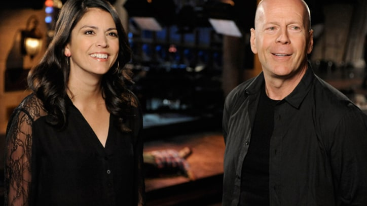 'SNL' Recap: Bruce Willis Dances Hard, With a Vengeance