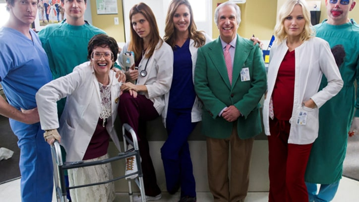 Jack McBrayer Guests on 'Childrens Hospital' Finale