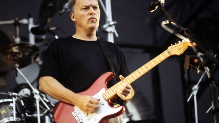 Pink Floyd Play 'Dark Side' in 1994