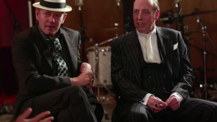 Ian Rubbish Interviews the Clash for Mock Documentary