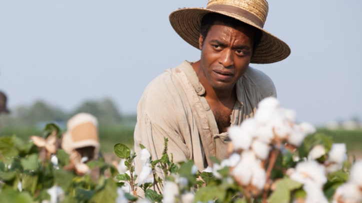 '12 Years a Slave' Is Best Picture Bait