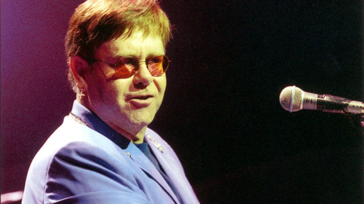 Flashback: Queen and Elton John Perform 'The Show Must Go On'