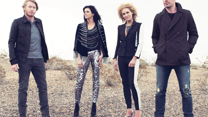 How Little Big Town Created a Perfect Storm With 'Tornado' - Premiere