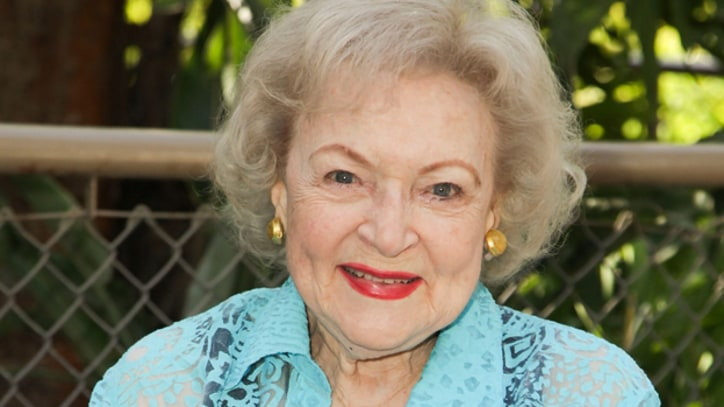 Betty White Spoofs Miley Cyrus