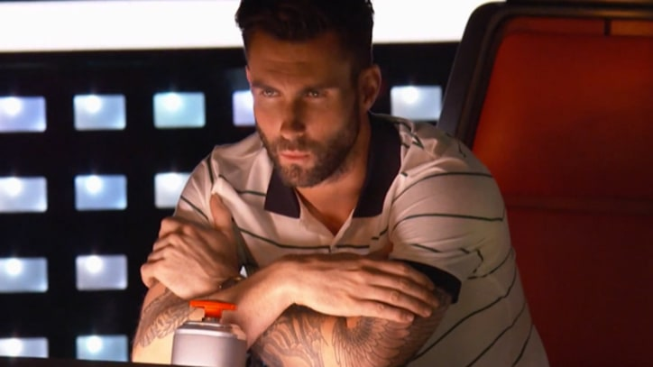 'The Voice' Recap: Adam Levine Makes Surprising Steals