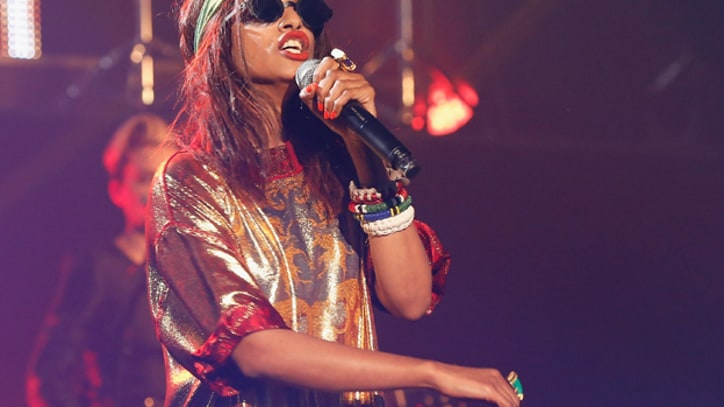 M.I.A. Answers YOLO With 'Y.A.L.A.'
