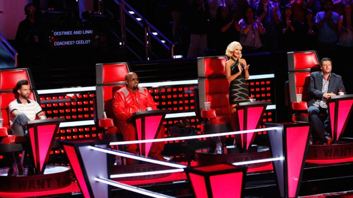 Blake Shelton and CeeLo Trash Talk in the Knockout Rounds