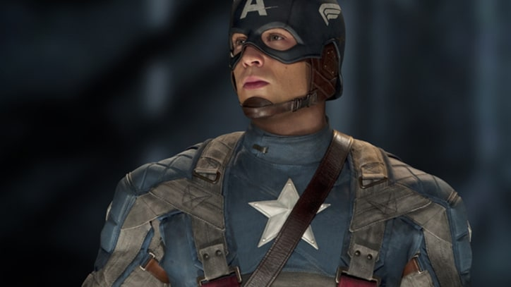 'Captain America: The Winter Soldier' Teaser Hits the Web