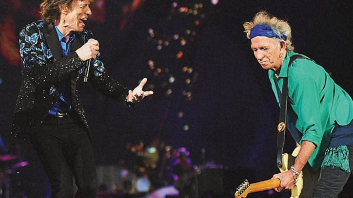 Rolling Stones Transcend 'Doom and Gloom' at Hyde Park – Premiere