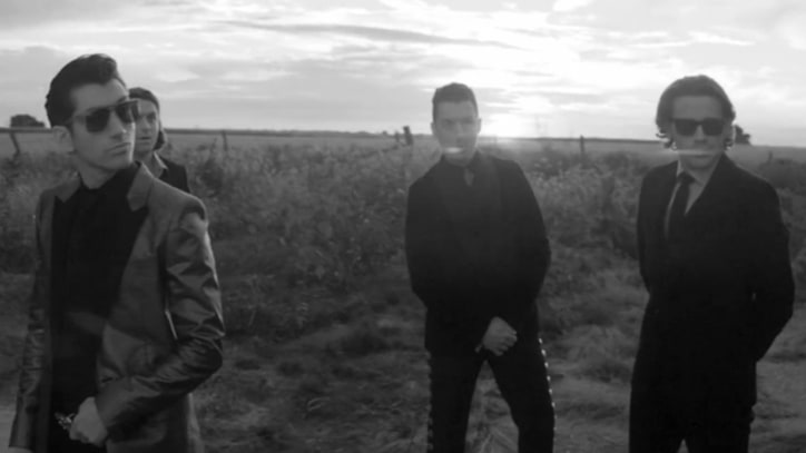 Arctic Monkeys Get Farm Fresh in 'One for the Road'