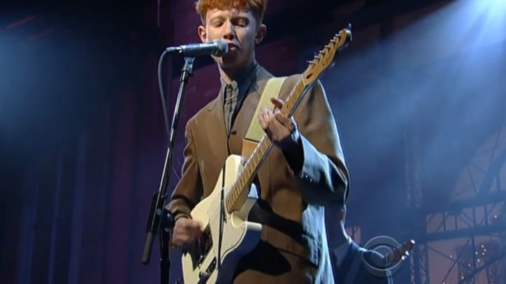 King Krule Takes It 'Easy Easy' on 'Letterman'