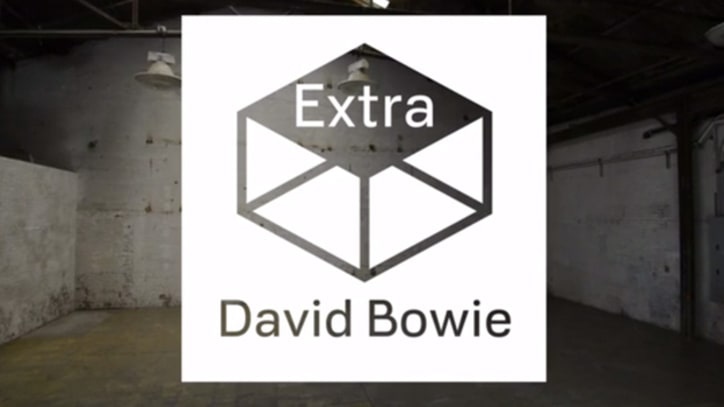 David Bowie Shares New Song in 'Next Day Extra' Clip