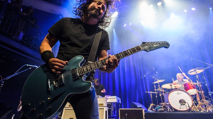 Dave Grohl Says Crowdsourced Shows May 'Change the Game' of Touring