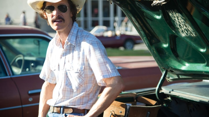 Matthew McConaughey Is a Man Possessed in 'Dallas Buyers Club'