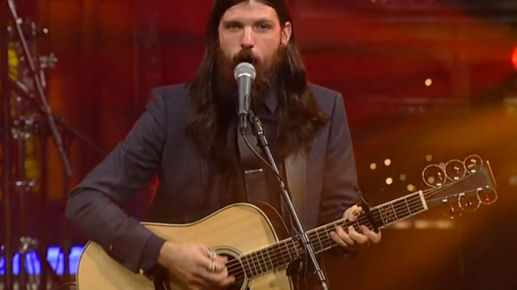 Avett Brothers Mix New and Old for 'Live on Letterman'