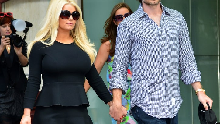 Jessica Simpson Marries Eric Johnson